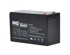 Schrikdraatapparaat Batterij 12V 7.2Ah S100, S200, S400