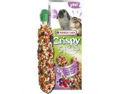 Versele Laga Crispy Sticks Konijnen-Chinchilla's Bosvruchten