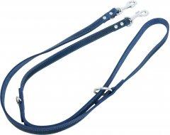 Jack and Vanilla Vetleder Dressuurlijn Hond Blauw-12mmx200cm