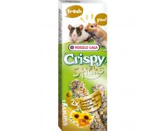 Versele Laga Crispy Sticks Gerbils-Muizen Zonnebloem & Honing
