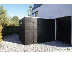 Tack Modern Tuinhuis Box D VG 350cm