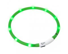 Visio Light Led Halsband Groen