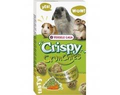 Versele Laga Crispy Crunchies Hooi + Wortel