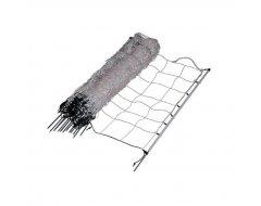 Turbonet,Gallagher Wit, 90cm, 50m (enkele pen)