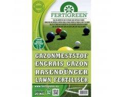 Fertigreen Gazonmeststof NPK 17-6-11+2,5Mgo 20kg