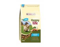 Happy Life Junior met Kip 3 Kg