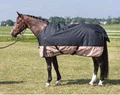 Harry's Horse Deken Thor 300gr 2Tone Stretch Limo
