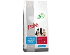 Prins Fit Selection hond Salmon & Rice  15 Kg
