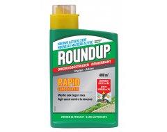 Roundup Rapid Concentrate Onverharde Paden 990ml = 400m²