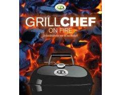 Outdoorchef Kookboek Grillchef  On Fire