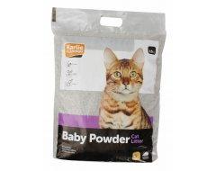 Kattenbakvulling met Babypoeder Geur 15kg