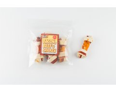 Boomy Bacon Beef Chicken Small