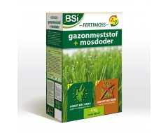 Fertimoss 2 in 1 Gazonmeststof + Mosdoder
