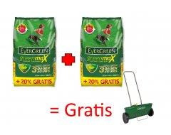 Evergreen Greenmax Gazonmest 390m² 13,65kg