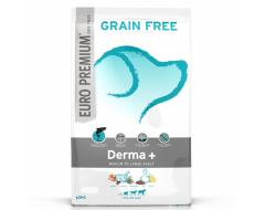 Euro Premium Adult Derma+ 10kg