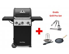 Broil King Crown Classic 330 gasbarbecue