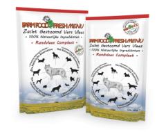 Farm Food Fresh Menu Rundvlees Compleet