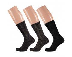 Apollo Dames Sokken in Giftbox 3-pack 36/41 Luxe