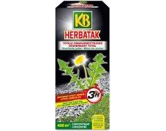 KB Herbatak Onkruid- en Mosbestrijder 400m²
