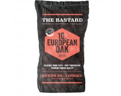 The Bastard Houtskool 10kg European Oak