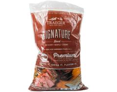 Traeger Signature Blend Pellets 9kg