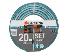 """Gardena Classic 13 mm (1/2"""")-slang, met accessoires"""