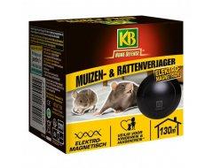 KB Home Defense Ratten & Muizen ultrasonic 2in1 130m²