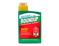 Roundup Rapid Concentrate 900ml - 400m²