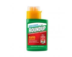 Roundup Rapid Concentrate 270ml - 120m²