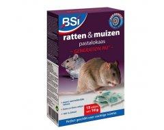 Bsi Pastalokaas Generation Pat Muis & Rat 150gr (10x15gr)