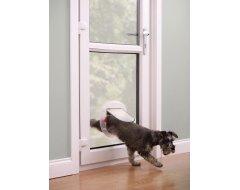Petsafe Huisdierluik Grote Kat - Kleine Hond Transparant