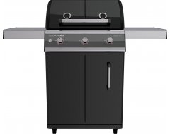 Outdoorchef Dualchef 315 G Black Gasbarbecue