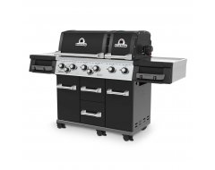 Broil King Imperial 690 Zwart Gasbarbecue