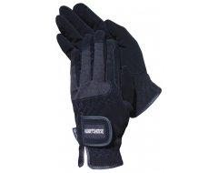 Harry's Horse Handschoenen Domy/mesh Zwart